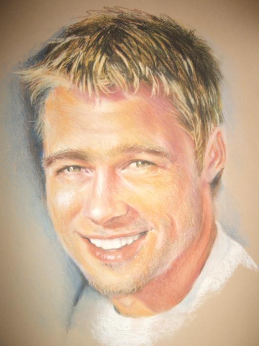 Brad Pitt par sophieM